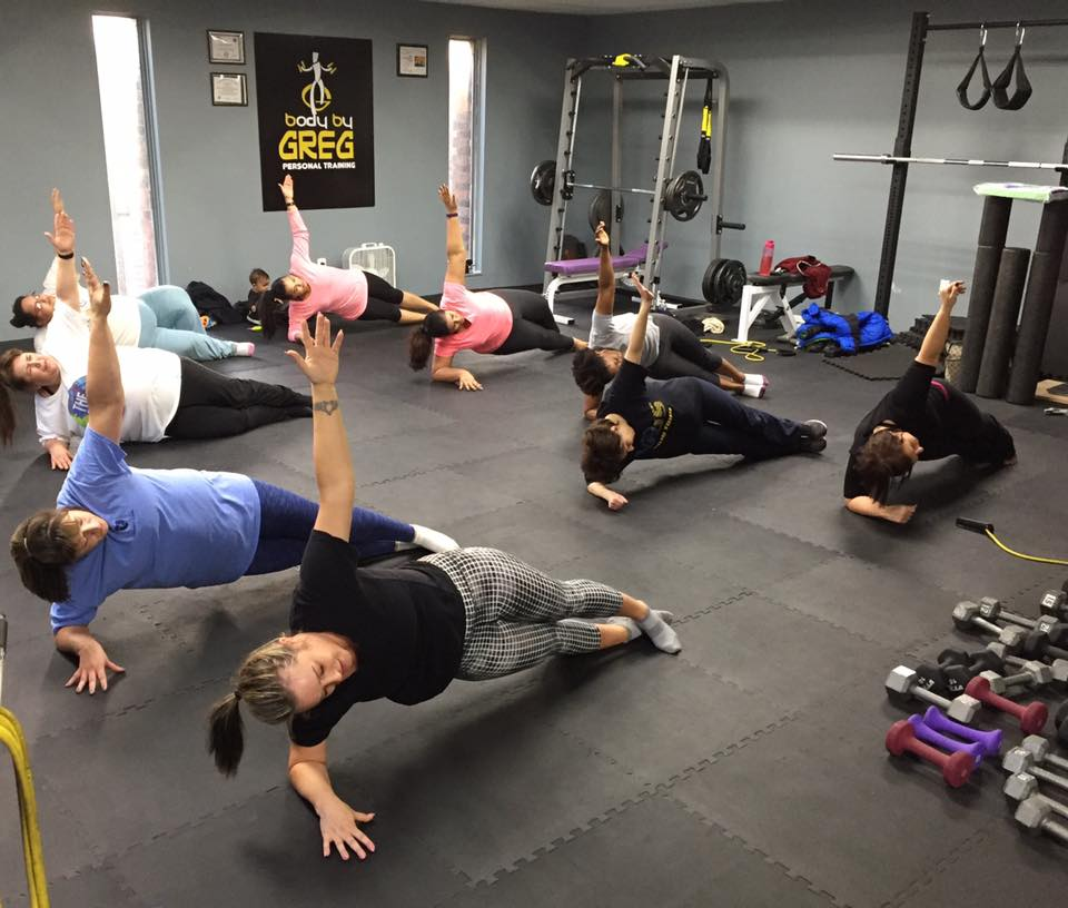 fit morning at Body by Greg