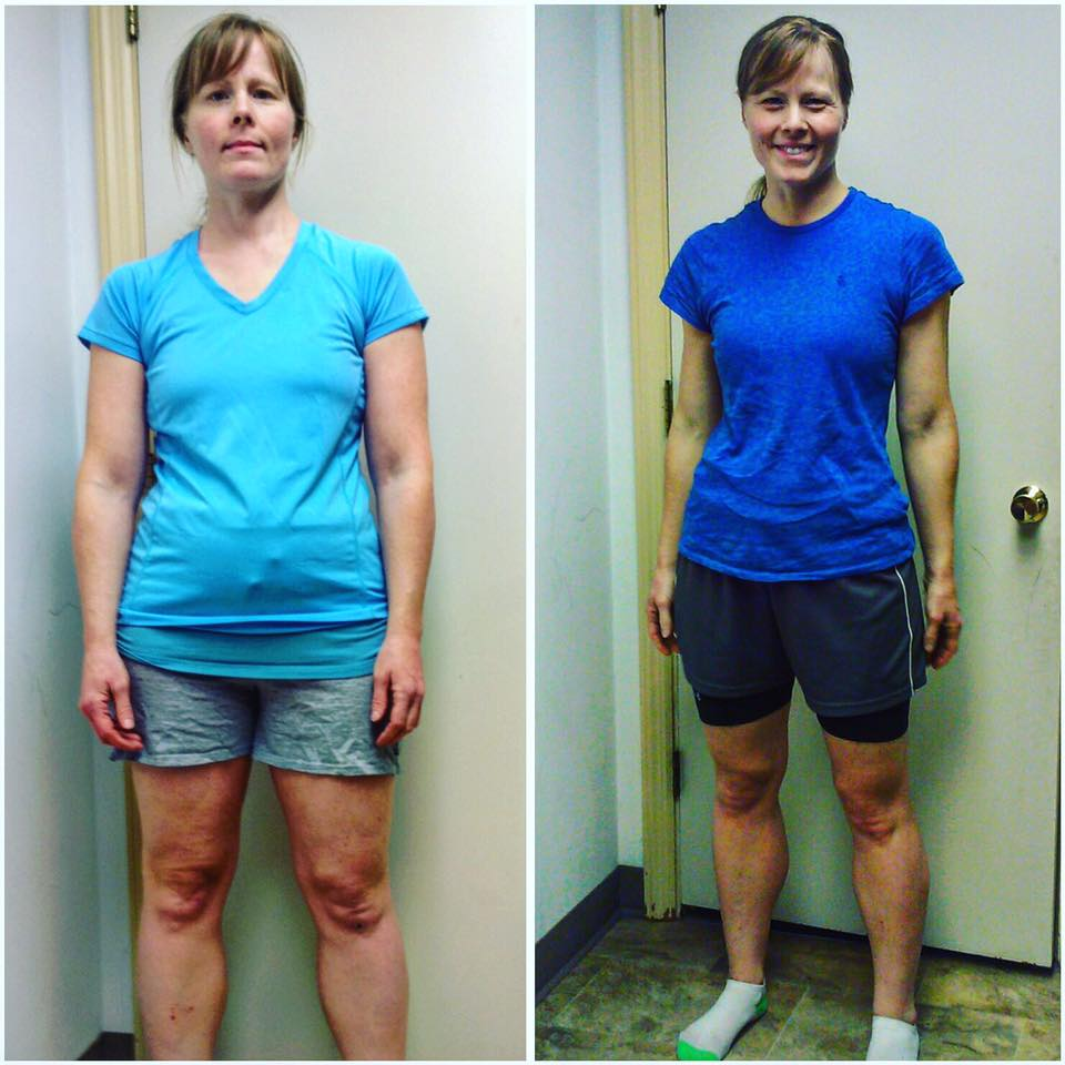 Angela - Personal Trainer in Columbus Client