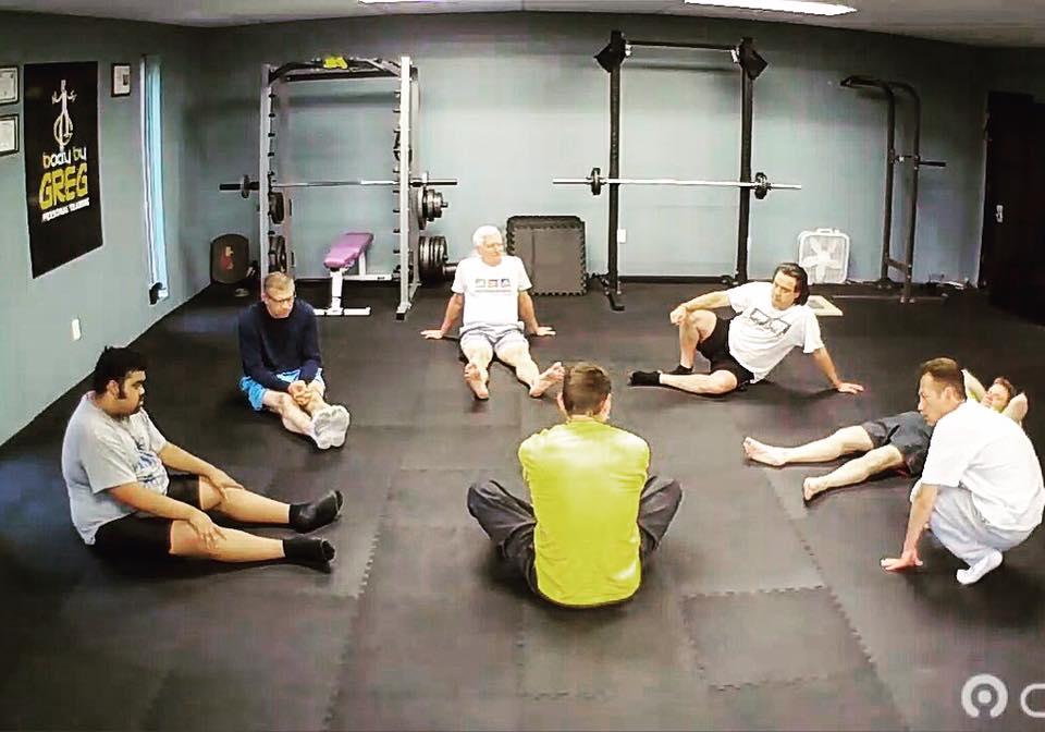 Greg Jasnikowski - Fitness Coach